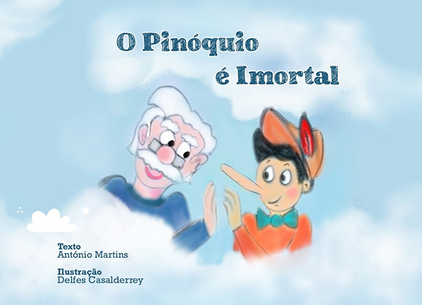 "5ºA e C - Palestra ""O Pinóquio é imortal"""