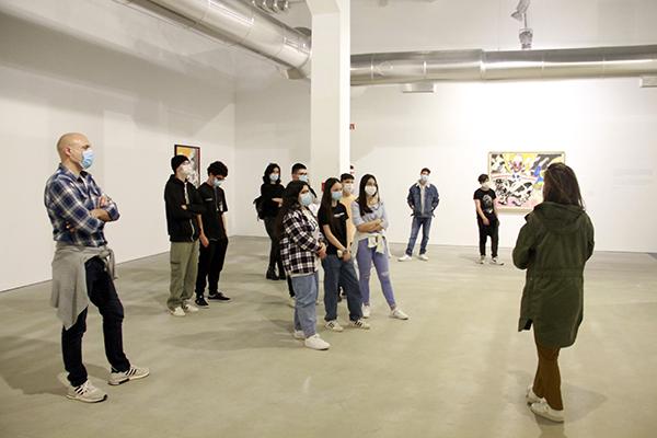9ºC- Visita à exposição de Paula Rego