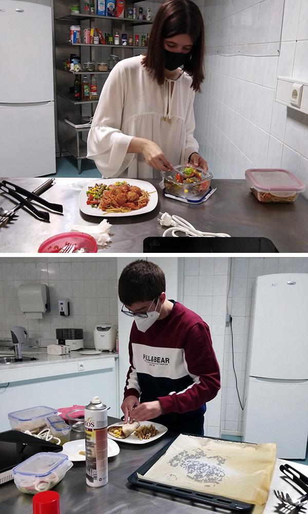 Prémios no concurso Nutrição Pessoa