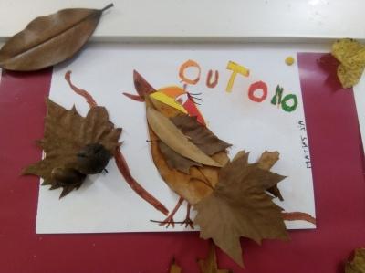 À procura do outono ...